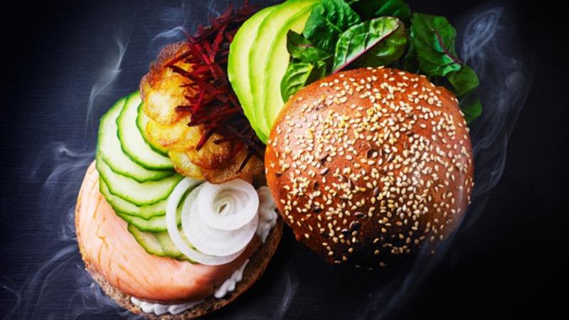 Burgers Luxe et Nordique