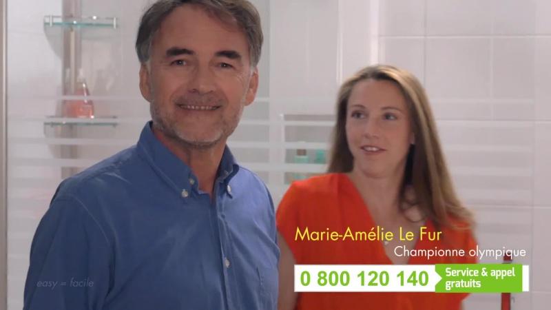 EasyShower Marie Amelie Lefur