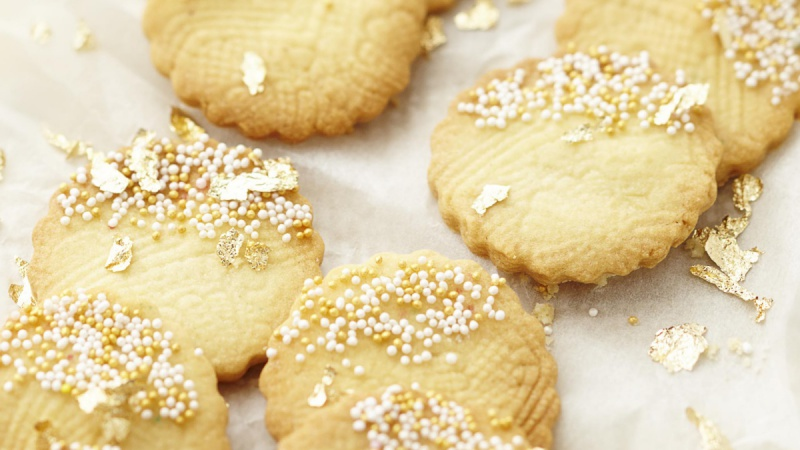 Biscuits dentelle