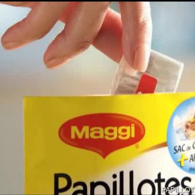Maggi Papillotes