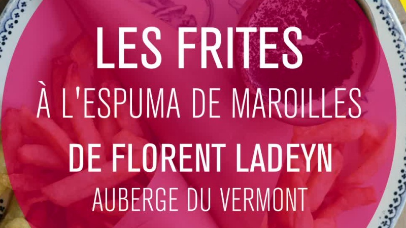 Frites au Maroille by Florent Ladeyn