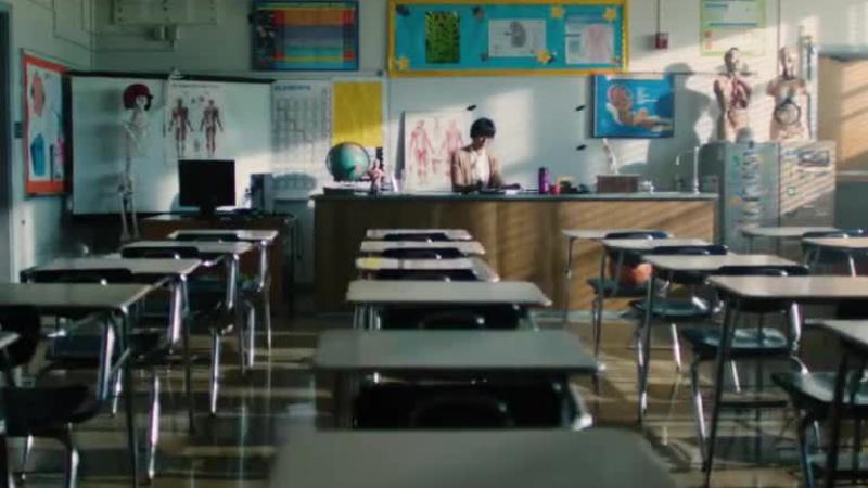Lisa Ling Classroom